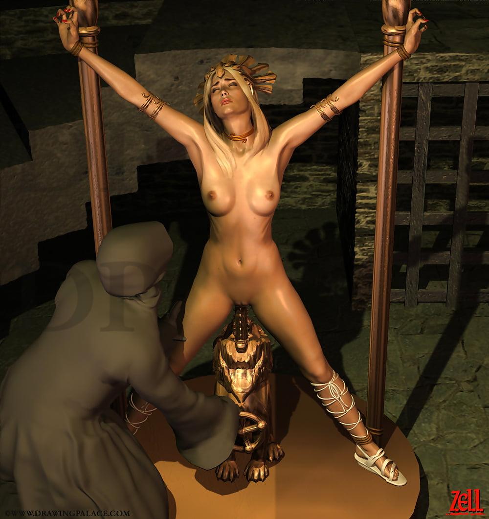 Vaginal Reborns By Anal Impalement