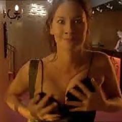lara stevens double anal