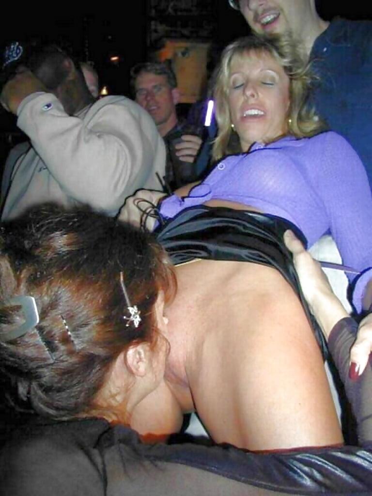 Public Groping Porn