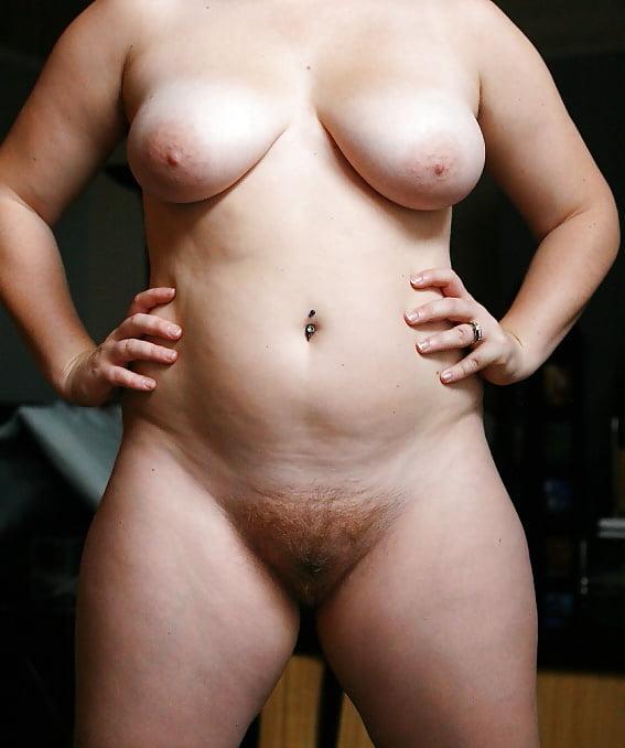 женские пышные лобки - 7