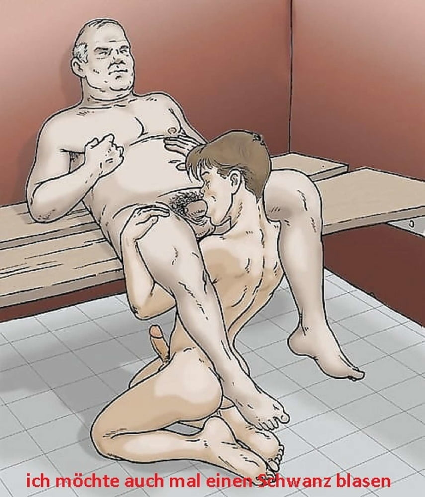 Illustrated manuals for gay sex