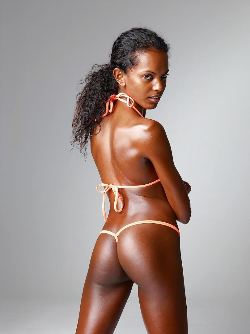 Porn mini bikini