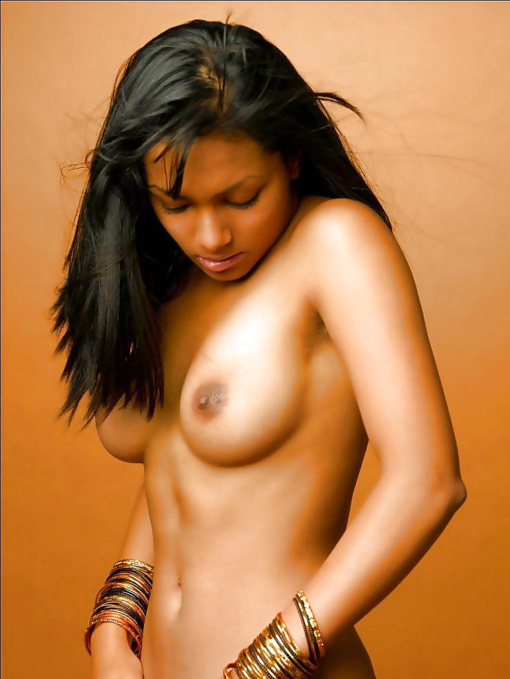 Nude Indian Beauty Woman