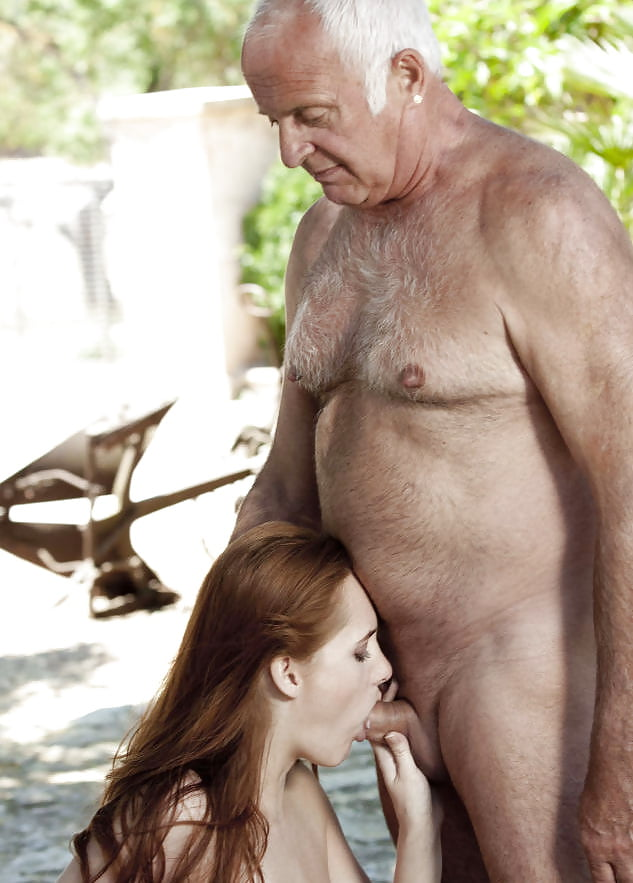 Nude wild sex by elders — photo 12