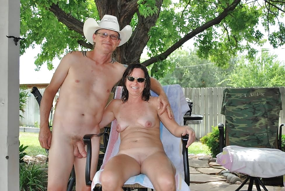 Very old nude couples