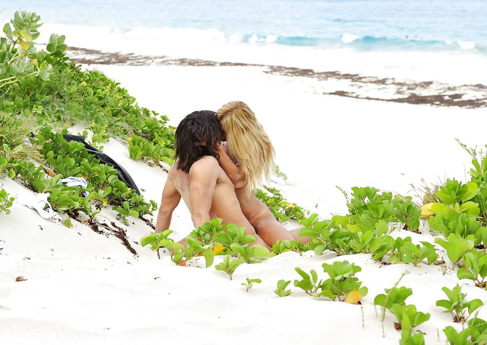 Shauna sand beach sex