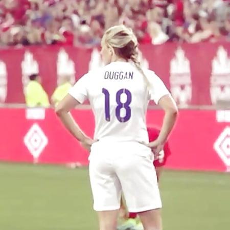 Duggan nackt Toni  Toni Duggan