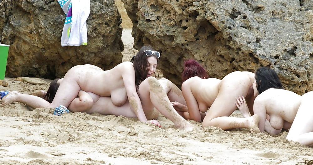 nude beach sex orgy