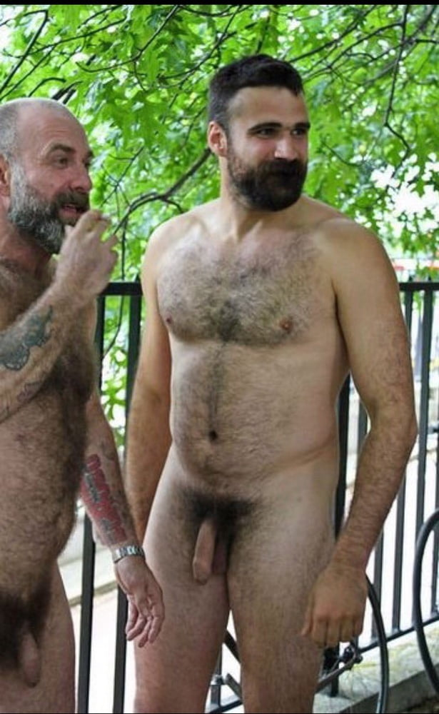 Nude Hairy Daddies Sex With Sons