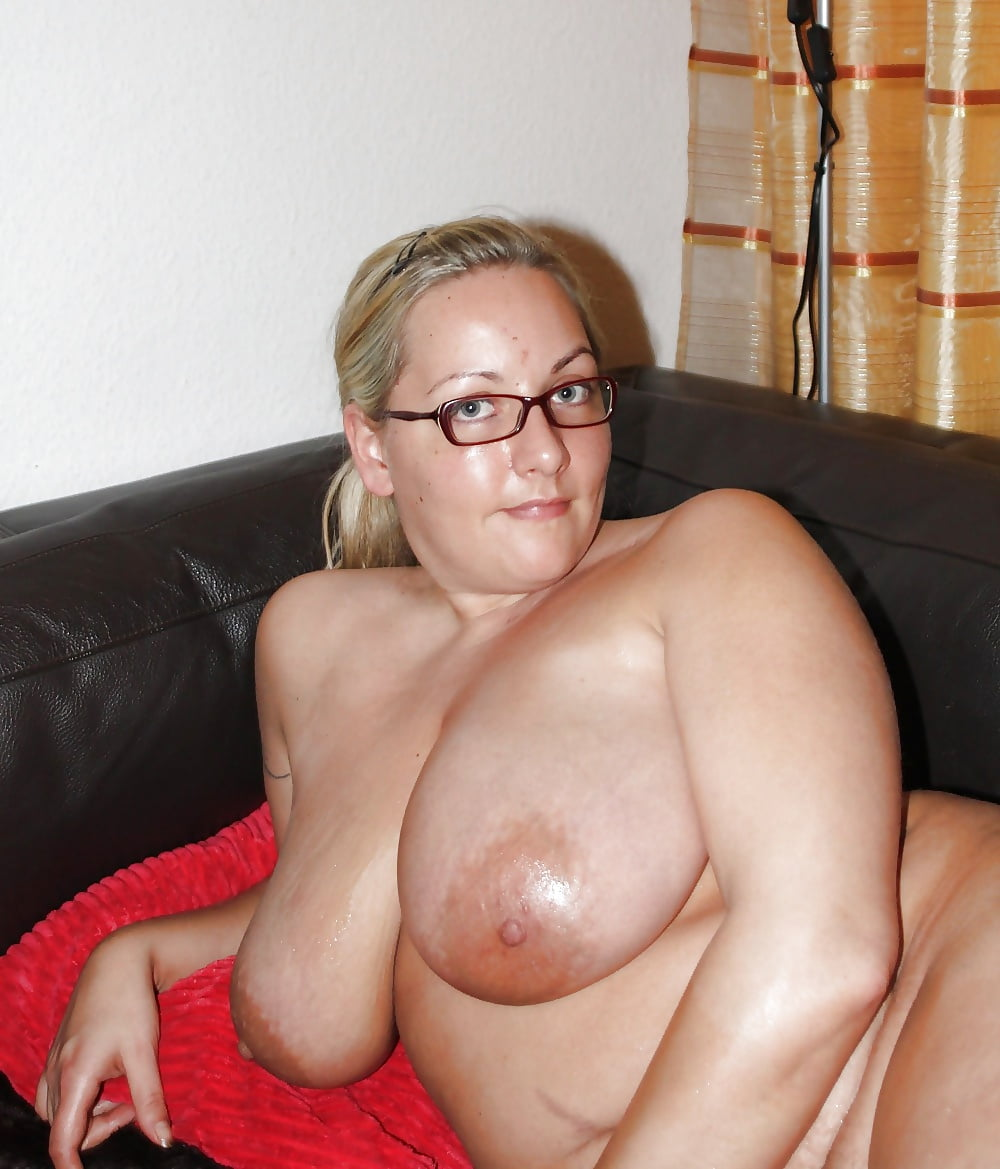 Huge old tits pussy