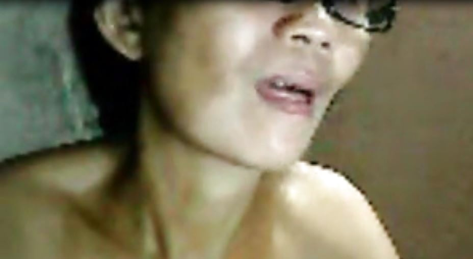 Very hairy filipina mature helps me cum on cam
