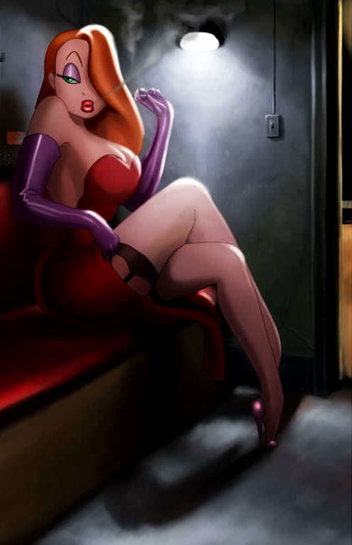 Naked jessica rabbit pictures #9