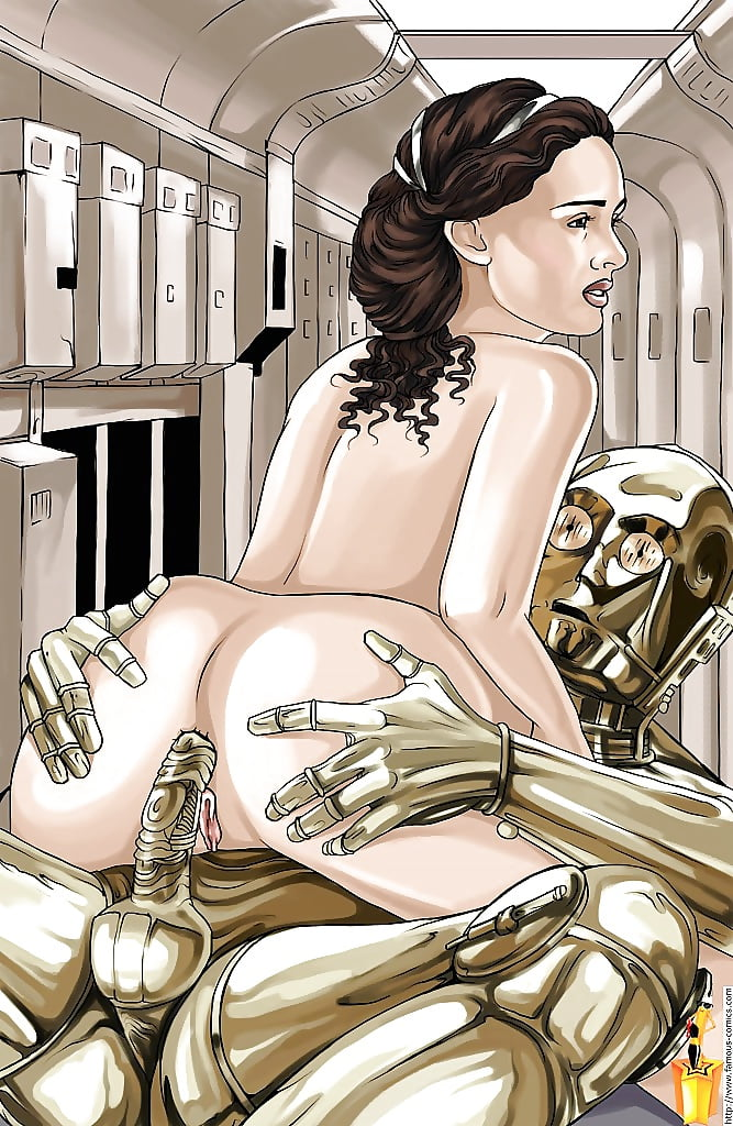 Padme porn nude #13