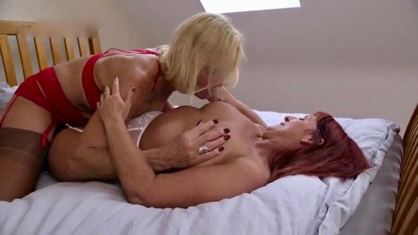 Big tit lesbian milf-8795
