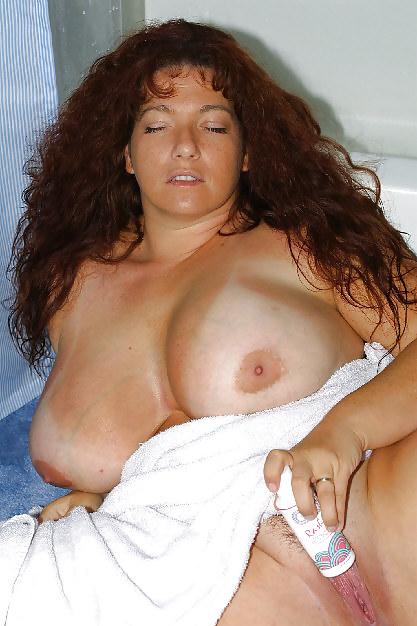 Hot big boobed brunette slut with nice-2001