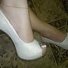 University Girls' feet