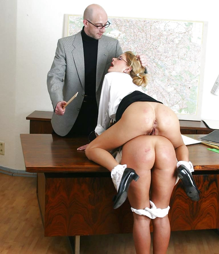 Teacher punishment porn