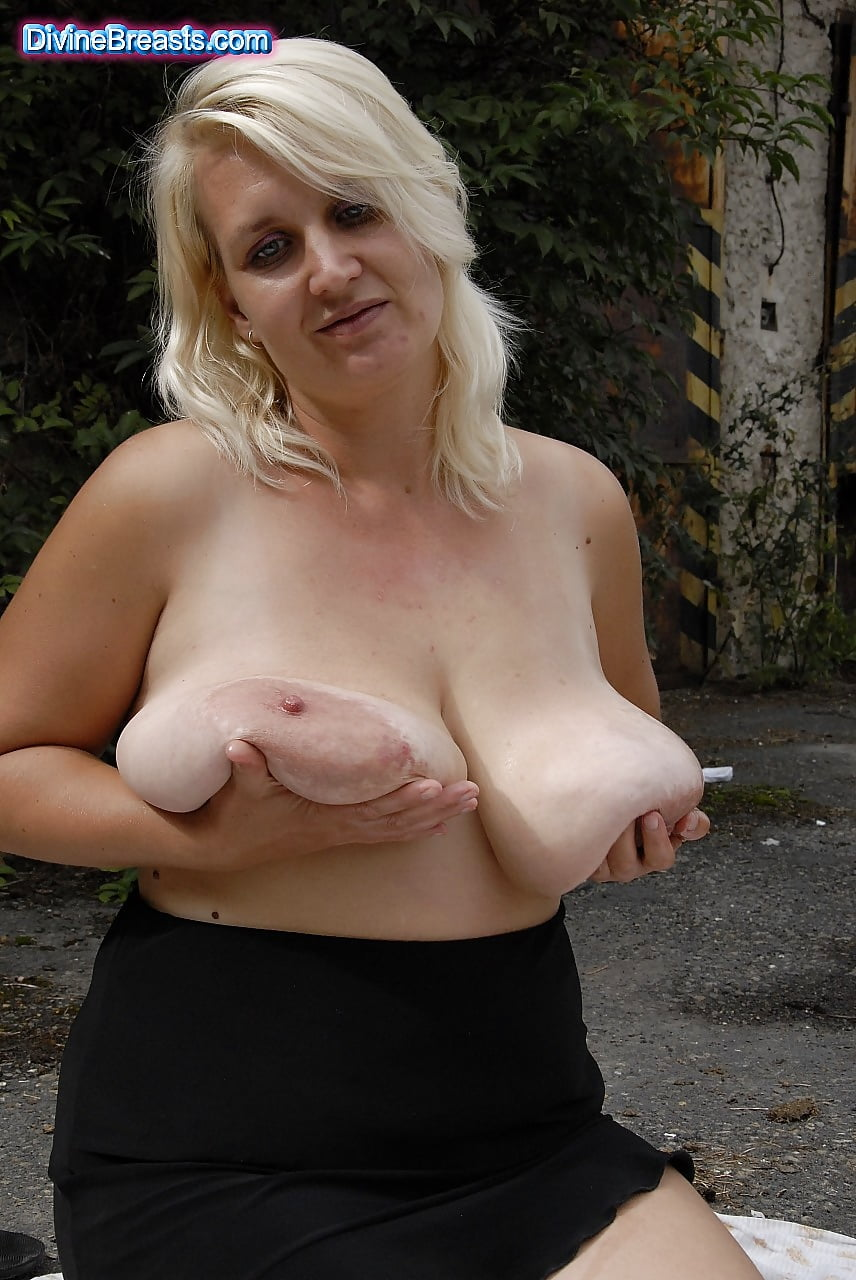 Blonde With Ugly Long Saggy Tits - 202 Pics  Xhamster-6552