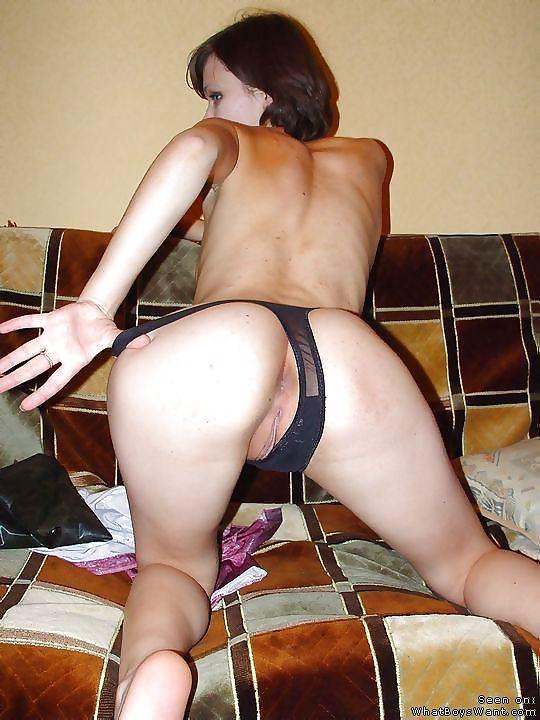 порно фото галереи чужих жен в трусиках - 13