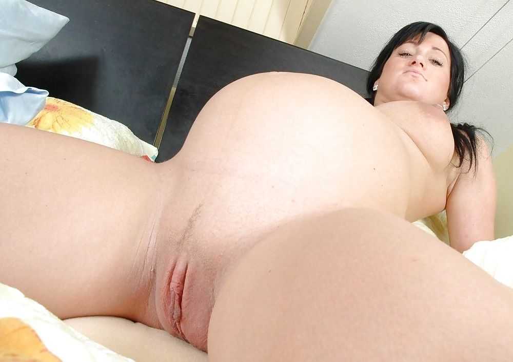 Pregnant women naked pussy #13