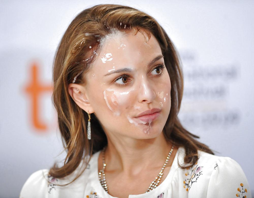 Natalie Portman Cum Face Gif