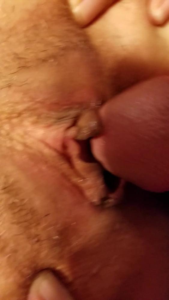 Gape neighbors slut wife