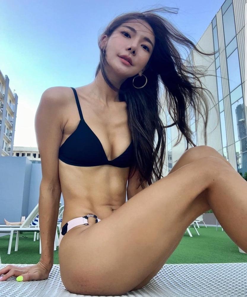 Hot sexy korean model-9370