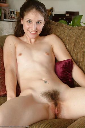 Flache Titten
