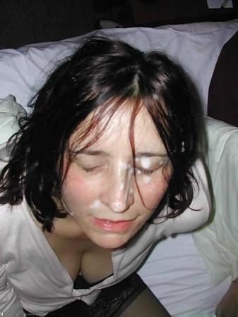 facce da sborra 3 - slut wife facials