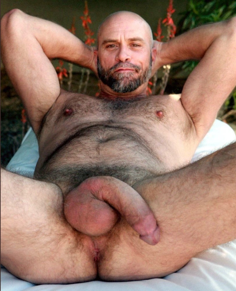 Dad nude hairy
