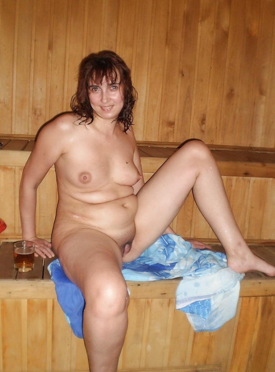 Фото русских голых баб в бане