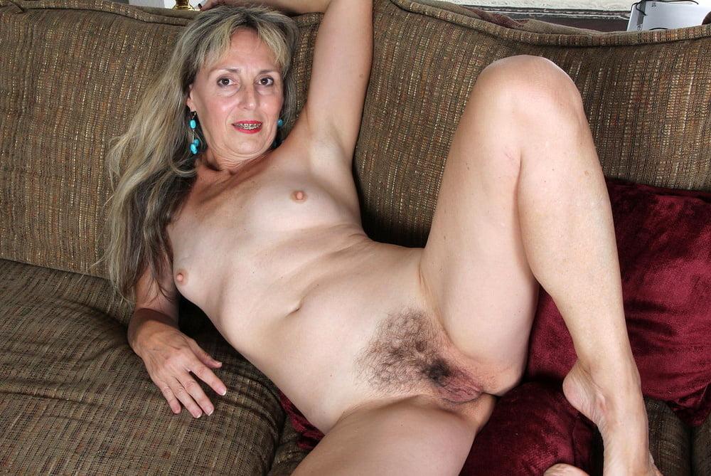Older naked hairy women