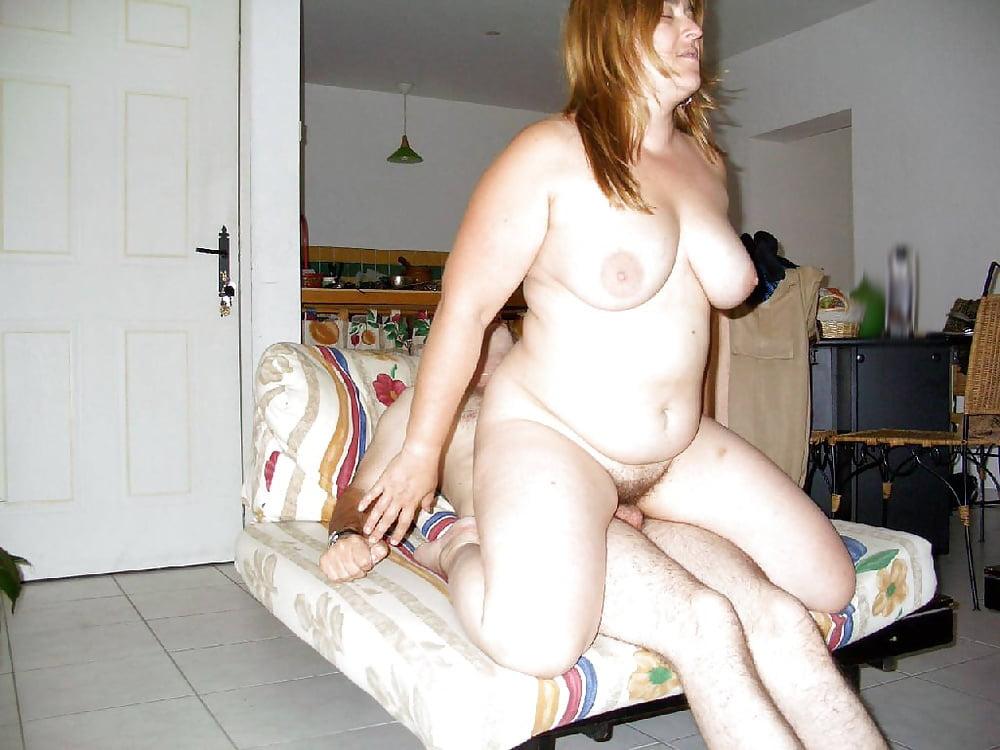 Bbw wife gets a hard anal fuck