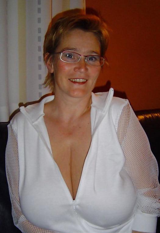 Blonde mature mistress