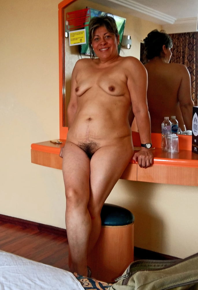 Mature mexican maid