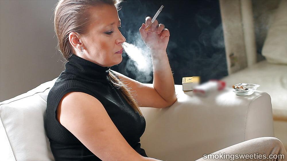 Cigarette Smoking Man Posters