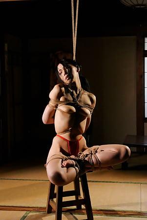 Asiatisch Bondage