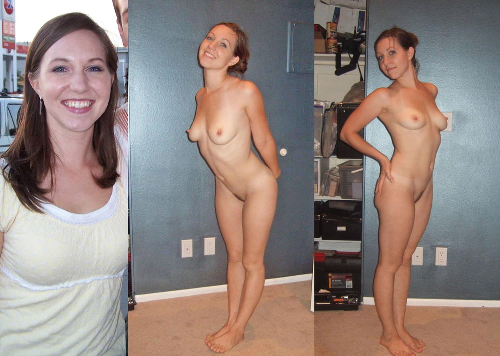 Naked girls on then off #5