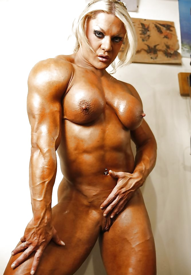 Bodybuilding women nude pics