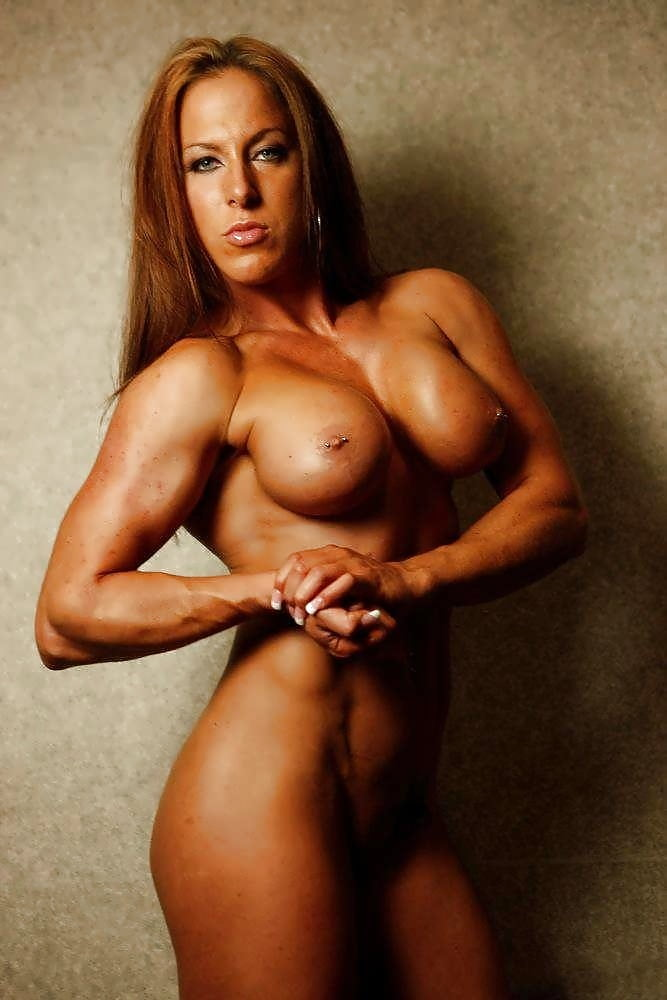 Sexyashley female bodybuilder