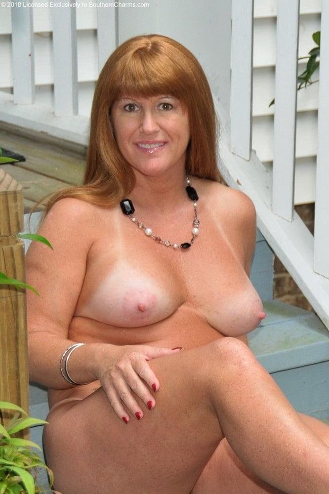 Mature nude tan lines-4367
