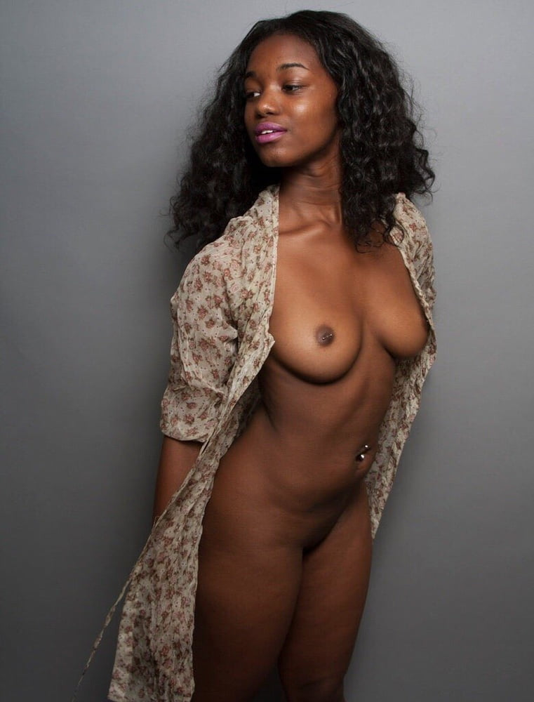 Nude real black women #8