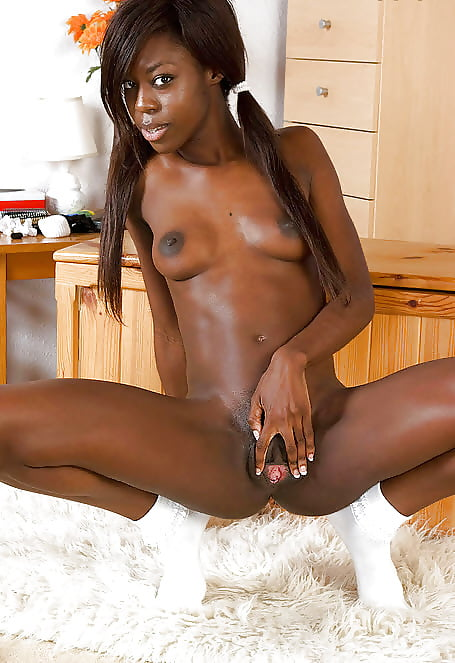 Ebony Teen Cuties