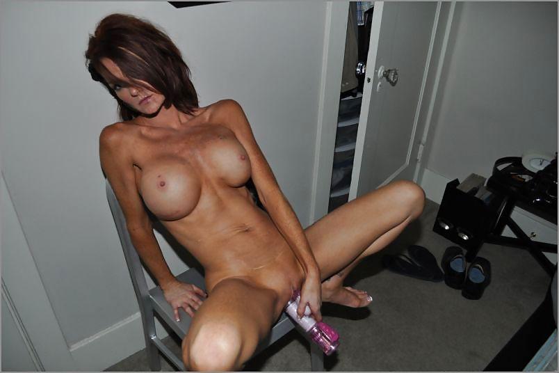 Skinny Fake Tits