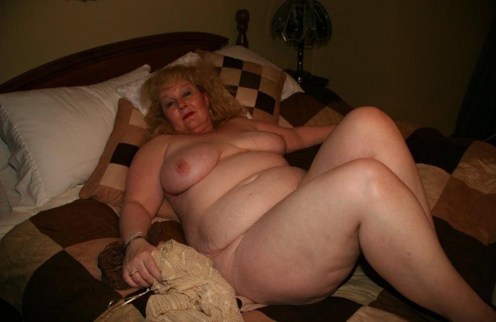 Старые голые толстые — pic 11