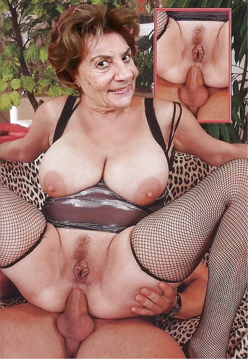 Pflegerin Oma Braune Castingsex