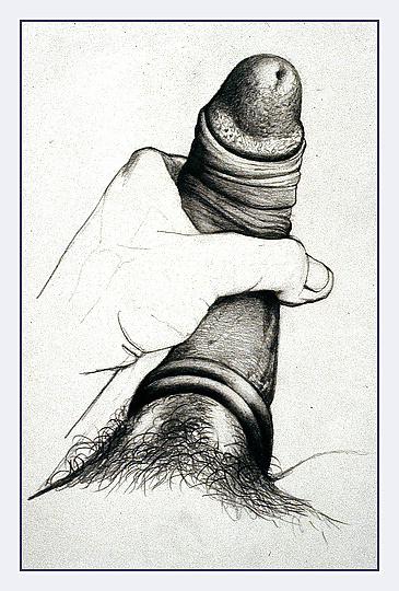 Funny penis art