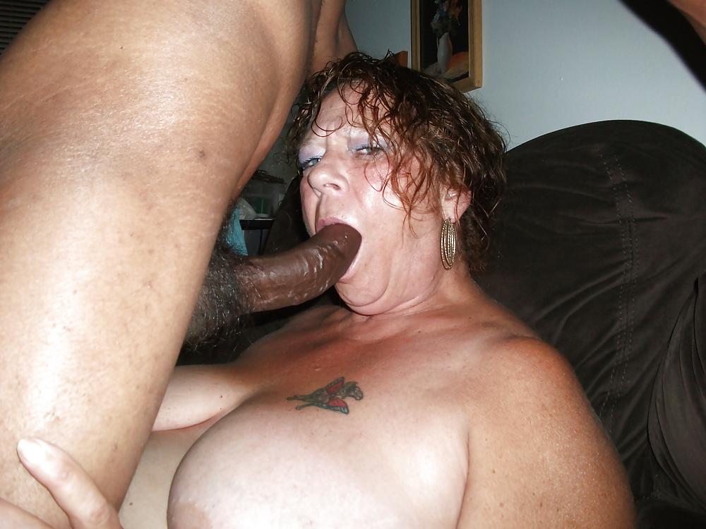 Fat Bbw White Girl Blowjobs Bbc Amateur