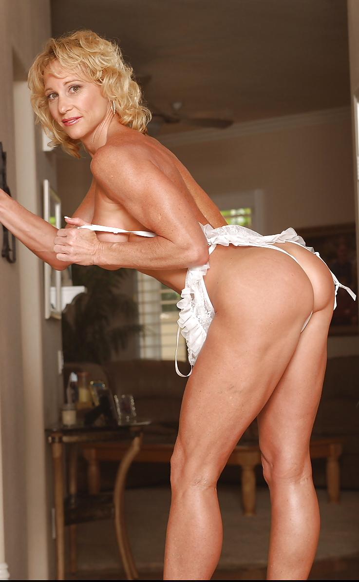 fucked muscle girl photo