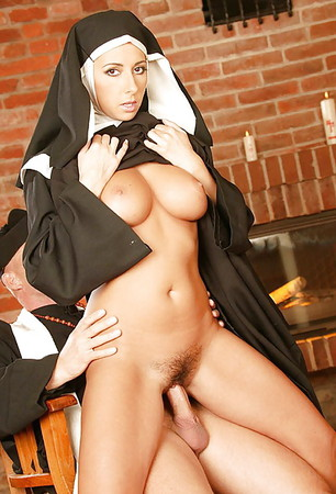 nun fetish